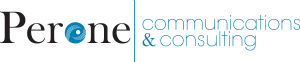 Perone Communications & Consulting Logo